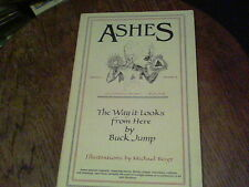 Ashes  The Way it Looks from Here by Buck Jump ed2