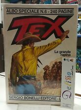 TEX ALBO SPECIALE: N.6 LA GRANDE RAPINA Ed.BONELLI SCONTO 15%