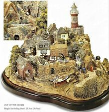 Out of the Storm Lilliput Lane Limited Edition of 3000 by Enesco European #1931