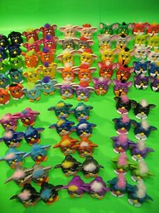 1999 McDonalds - FURBY - COMPLETE SET of ALL 80 variations