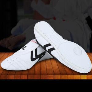 Taekwondo Shoes TaiChi Sport Boxing Kung fu Lightweight Shoes Adult Unisex Type
