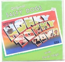 SEALED The Original Salty Dogs W/ Carol Leigh: Honky Tonky LP Stomp Off RECORDS