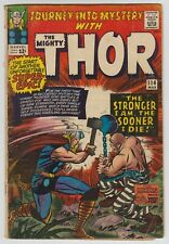 L9087: Journey into Mystery #114, Vol 1, G+/VG Condition
