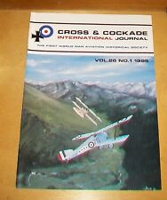 CROSS & COCKADE GREAT BRITAIN JOURNAL VOL 26 No 1 1995 ITALIAN AIR DEFENCE 305th