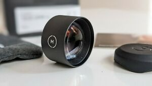 Moment Telephoto Lens 60mm v2 M Series Lens for Smartphones Apple Android iPhone