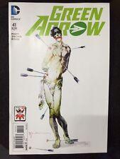 GREEN ARROW #41 SIENKIEWICZ JOKER VARIANT COVER 1ST PRINT DC COMICS(2015) BATMAN