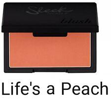 Sleek MakeUp  Blush: 922  Life's a Peach
