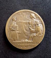A0363 - Médaille Confédération Générale de l'Artisanat Français 1922 attribuée
