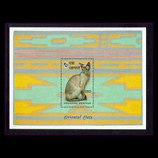 Gambia, Sc #1541, Mnh, 2000, S/S, Cats, Colorpoint Shorthair, A350Gai-9