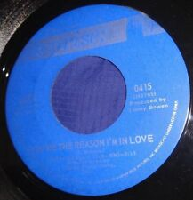 MB1103 Dean Martin You're The Reason I'm In Love / I Will 45 RPM Record