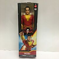 Mattel DC True Moves Shazam! 12 INCH Action Figure  BRAND NEW