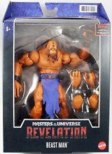 Les Maitres de l'Univers Masterverse - Revelation Beast Man