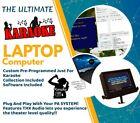 New Karaoke Laptop Computer - Huge Karaoke Collection Included