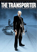 The Transporter (DVD 2006 Widescreen; Special Delivery Edition) Jason Statham