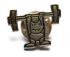 Pin Spilla Olimpiadi Barcelona 92 – Mascot Cobi Sollevamento Pesi