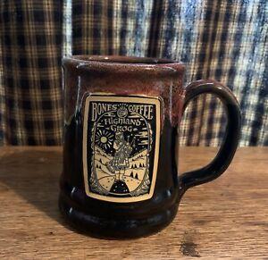Deneen Bones Coffee Company Highland Grog Mug