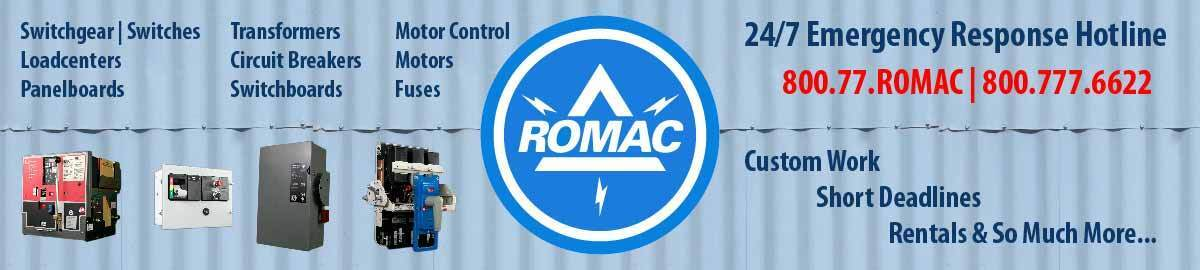ROMAC Industrial Electric Equipment