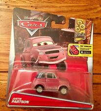 CARS 2 - JUSTIN PARTSON - Mattel Disney Pixar
