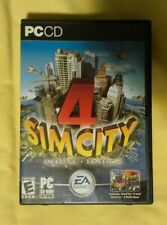 Sim City 4: Deluxe Edition - PC - Rush Hour - Complete - Extensive Mod Community
