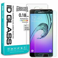For Samsung Galaxy A3 2016 | Tempered Glass Screen Protector, Invisible Defender