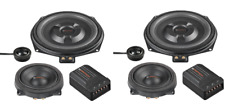 Match 3 way Component speaker upgrade to fit BMW 1 series F20 F21