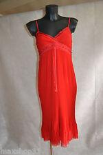 ROBE BUSTIER BRETELLE  PROMOD  TAILLE 36/S  DRESSES/ABITO/VESTIDO/KLEID TBE