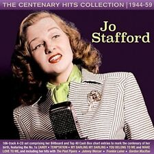 Jo Stafford - Centenary Hits Collection 1944-59 [New CD]