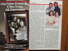 June 17-1989 TV Guide(FATHER KNOWS BEST/LINDA CANADA/DONNA MILLS/STEPHEN NICHOLS