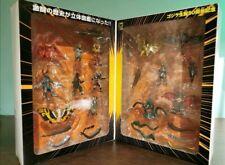 Godzilla Final Wars 50th Anniversary Figuren Set - SEHR SELTEN!