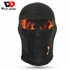 Winter Windproof Full Face Balaclava Cycling Mask Tight Fit Head Neck Warmer