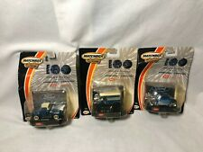 Matchbox 100 Year Celebration Ford 1933 Coupe, F-100 & Model T 1:64 Diecast NEW