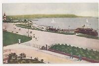 The Hoe Promenade Plymouth, Devon Postcard, A905