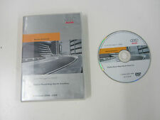 Audi a8 4 H Navigation MMI DVD North America 2008 2009 4e0 919 884 BK 4e0919884bk