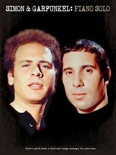 Simon & Garfunkel Learn Bridge over Troubled Water Piano Solo Music Book