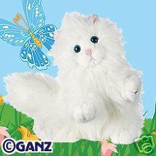 Webkinz WHITE PERSIAN CAT Pet NEW UNUSED TAGS  Sealed LOT OF 6 plush