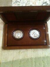 2007 10th Anniversary Platinum American Eagle Coin Set