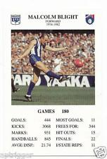 1994 Spears Games Malcolm BLIGHT North Melbourne MINT +++