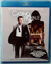 007 - CASINO ROYALE (2006) FILM BLU-RAY brd NUOVO DI MARTIN CAMPBELL