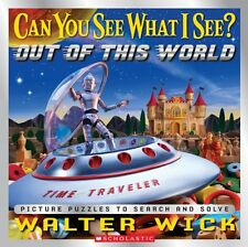 Can You See What I See?: Out of This World: Picture Puzzles to Search and Solve