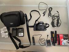 Canon PowerShot SX60 HS 16.1MP Digital Camera - Black