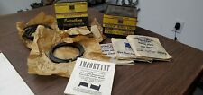 NOS GM 3696718  53 1953 Chevy Corvette Bel Air 150 210  235 Piston Rings Set Lot
