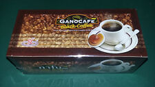 GANO Cafe Black Coffee (GANO Classic) 30 Sachets / box.