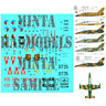 HAD Decals for 1/72 L-39 (Czech 0735, Algerian NL-68, Hungarian 122/126/115/131)