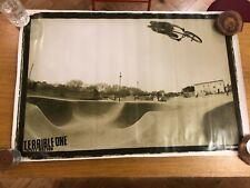 Terrible One T1 BMX Scott Malyon poster Rare Mid School S&M old Hoffman Anthem