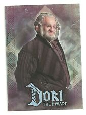 The Hobbit An Unexpected Journey Character Biography CB-08 Dori the Dwarf