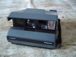 Polaroid Image 2 Sofortbildkamera ohne Filmkassette!!!