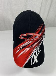 Vintage Chevy Racing Hat | Chevrolet Racing Adjustable Strap Hat | GM Trademarks