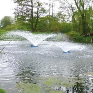 Floating Pond Fountains