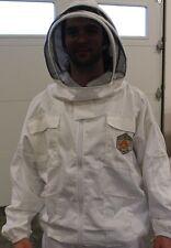 Beekeeping Jacket with Domed Hood/Veil