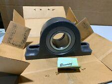 "Browning PB900X 2 7/16"" Pillow Block Roller Bearing 2 Bolt Base NOS"